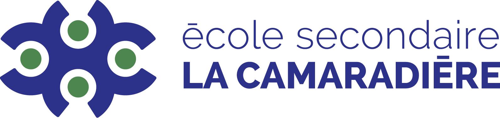 Logo école secondaire La Camaradière